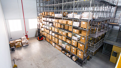 Place Logistics